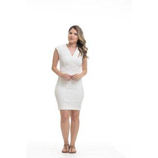 Vestido Clara Arruda Jacquard 50159