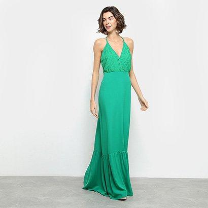Vestido COLCCI VESTIDO LONGO DETALHE LAISE-440108216 - Feminino