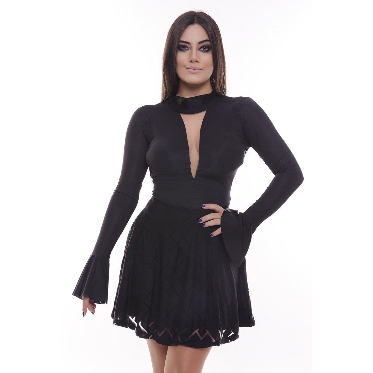 Vestido preto g