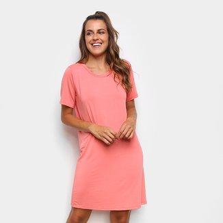 Vestido ESV Curto T-Shirt Malha
