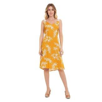 Vestido Grupo Avenida Floral Feminino
