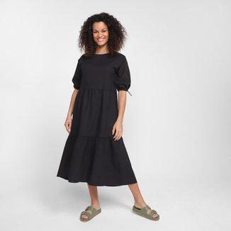 Vestido Hering Midi Marias