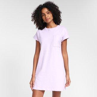 Vestido Hering T-Shirt Bolso