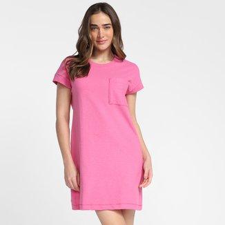 Vestido Hering T-Shirt Dress Curto