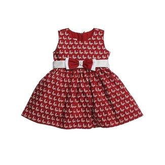 Vestido Infantil Anjos Baby Natal Feminino