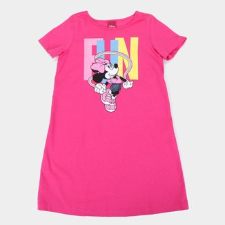 Vestido Infantil Disney Minnie Mouse Fun