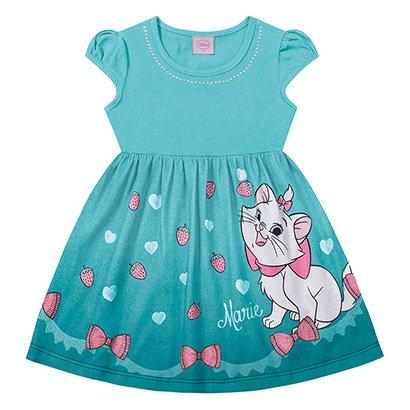 Vestido Infantil Fakini Malha Marie