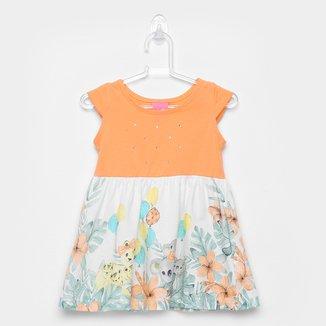 Vestido Infantil Kamylus Coala