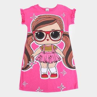 Vestido Infantil Malwee Lol