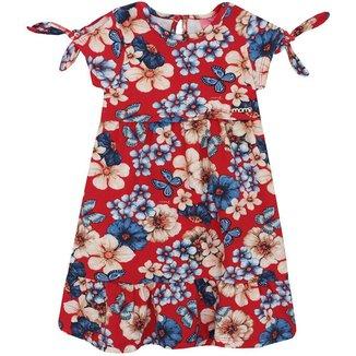Vestido Infantil Momi Floral