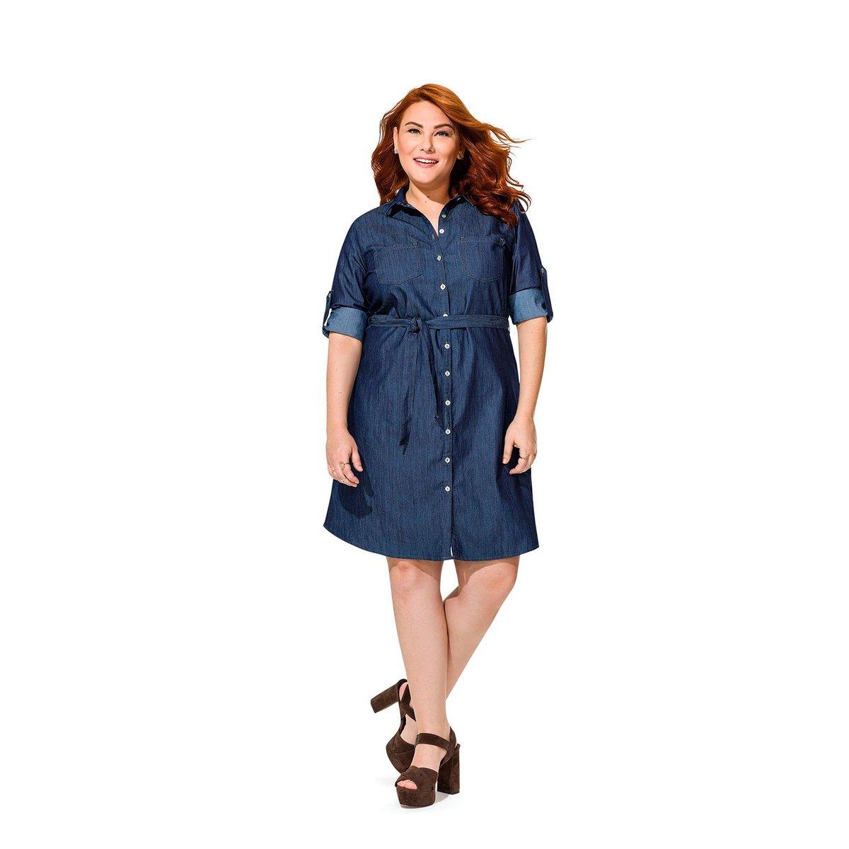 261ecff65 Vestido Jeans Wee! Malwee - Compre Agora
