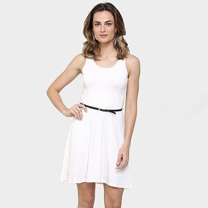 Vestido La Gata Evasê-Feminino