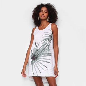 Vestido Lança Perfume Mullet Curto Comfy
