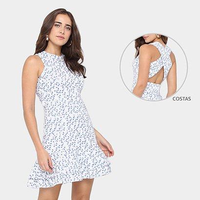 Vestido Maria Filó Curto Modernismo - Feminino