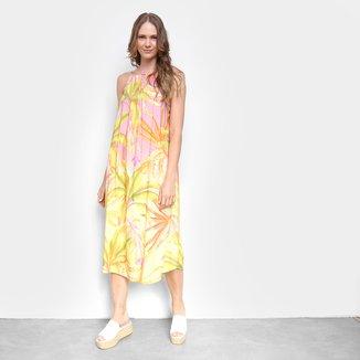 Vestido Midi Farm Bananal