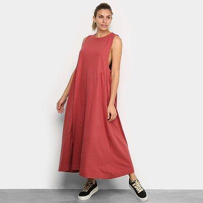 Vestido Osklen Paraquedas Casual
