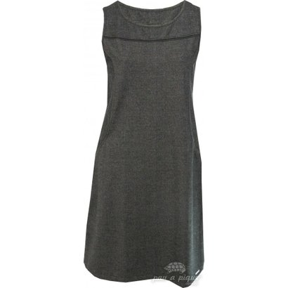 Vestido Pau A Pique Curto-Feminino