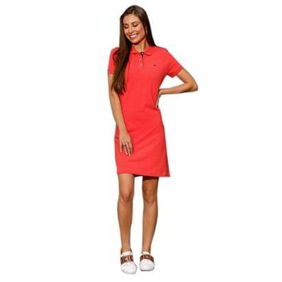Vestido Polo Seeder Priquet Feminino