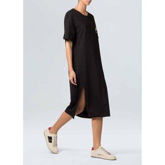 Vestido T-Shirt Ag Stramp-Preto - P