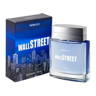 Wall Street Fiorucci- Perfume Masculino - Deo Colônia - 100ml