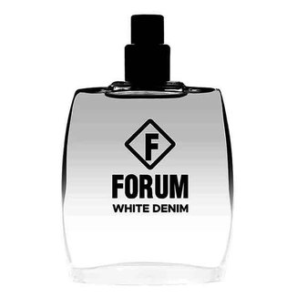 White Denim Forum Perfume Unissex - Deo Colônia - 50ml