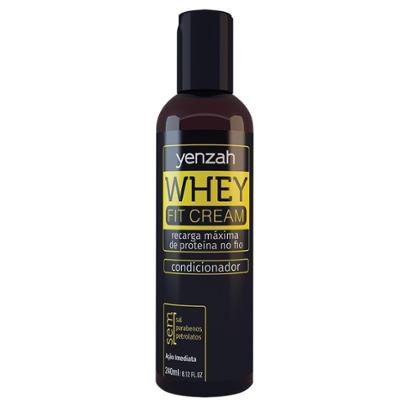 Yenzah Whey Fit Cream - Condicionador 240ml