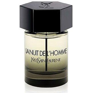 Yves Saint Laurent Perfume Masculino La Nuit De L'Homme EDT 100ml